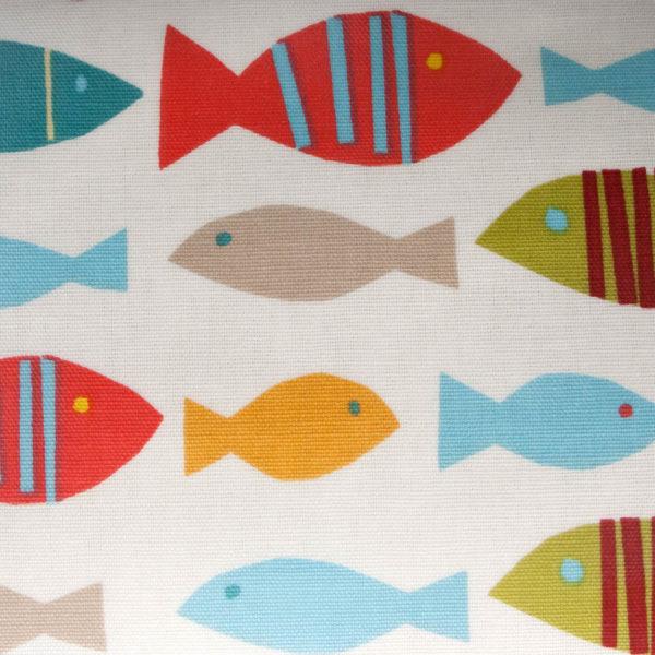 Wachstuchtischdecke Fische