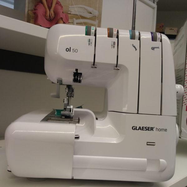 Nähmaschinen Click & Collect GLAESER textil Bad Dürrheim