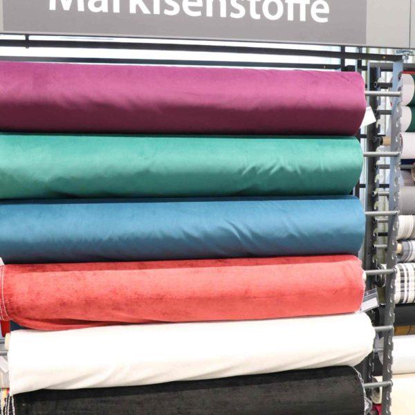 Möbelbezugsstoffe Click & Collect GLAESER textil Ulm
